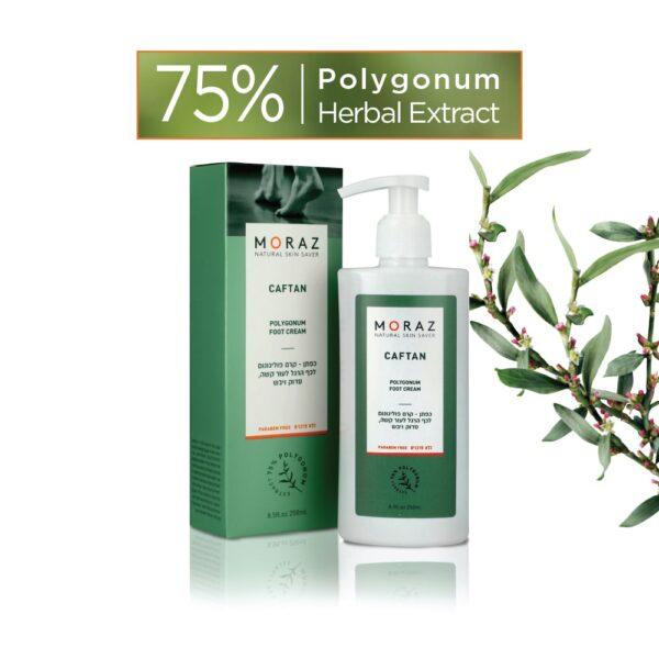 Polygonum Herbal Foot Cream