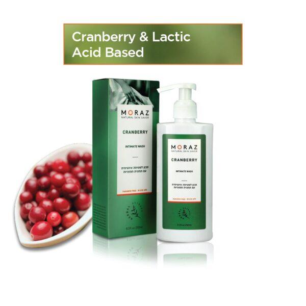 Cranberry Feminine Wash