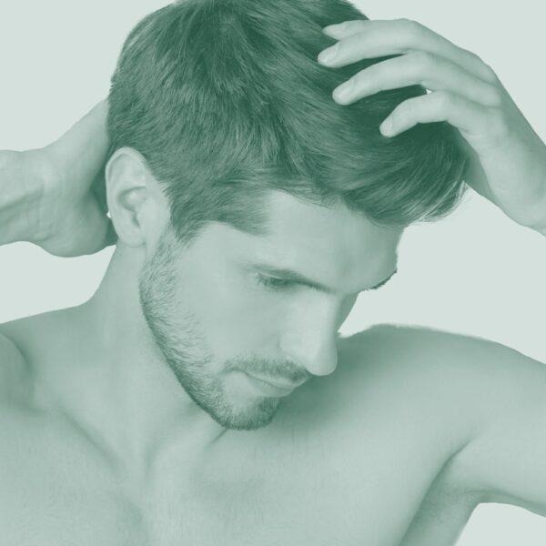 Men Herbal Shampoo for Normal Hair