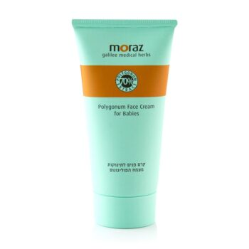 Moraz BABY - Polygonum Face Cream for Babies