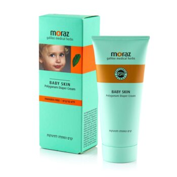 Moraz BABY SKIN - Polygonum Diaper Cream Box