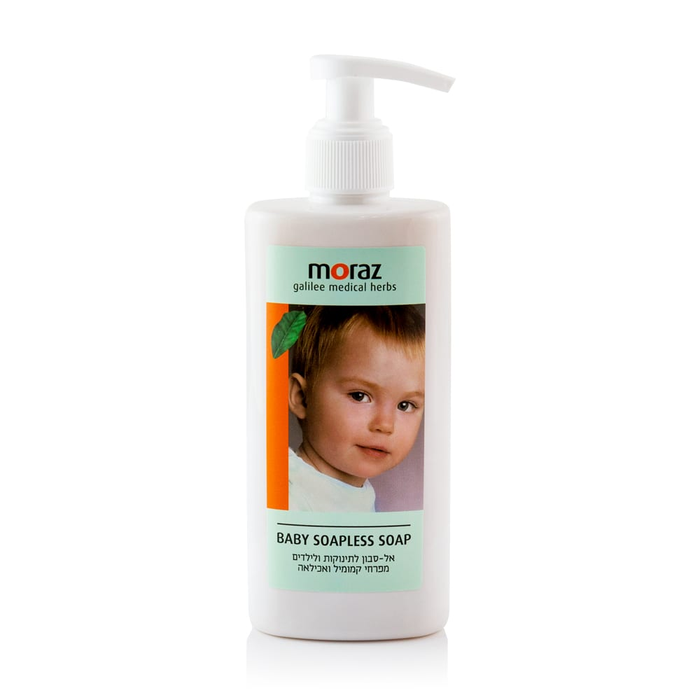 Moraz BABY SOAPLESS SOAP