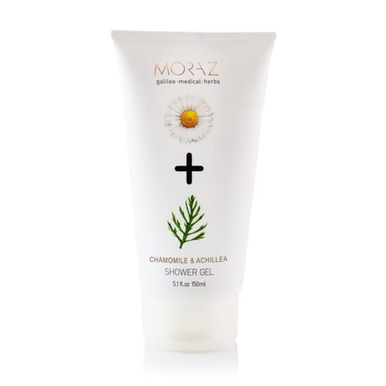 Moraz Chamomile and Achillea Shower Gel