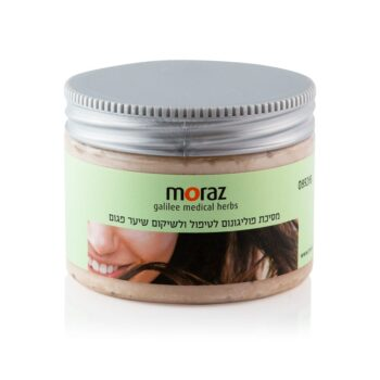 Moraz HAIR MASK - Polygonum Hair Mask for Dry & Damaged Hair