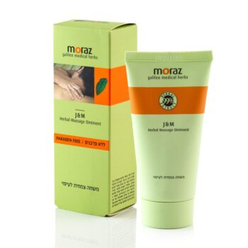 Moraz JOINT & MUSCLE - Herbal Massage Ointment Box