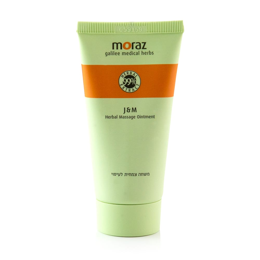 Moraz JOINT & MUSCLE - Herbal Massage Ointment