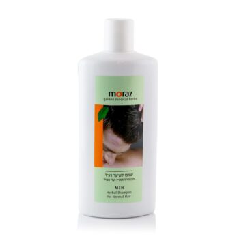 Moraz MEN - Herbal Shampoo for Normal Hair