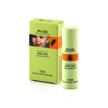 Moraz NOSE EASE - Nose Herbal Oil Box