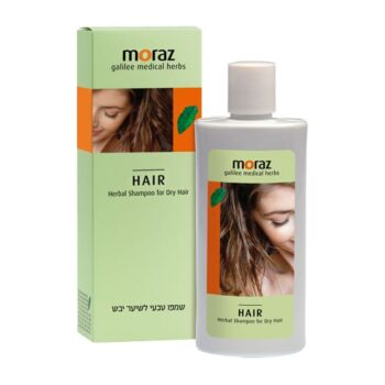 Moraz Natural Shampoo for Dry Hair