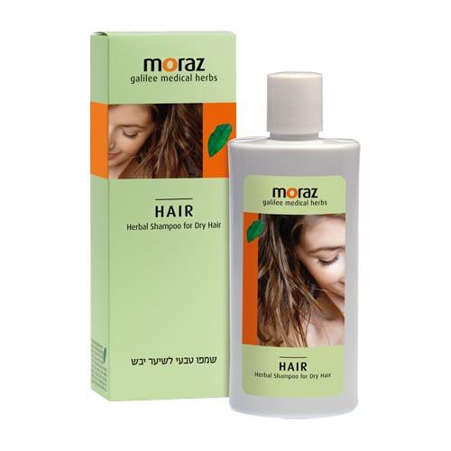 Moraz Natural Shampoo for Dry Hair