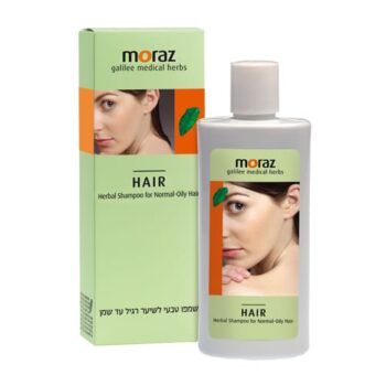 Moraz Natural Shampoo for Normal to Oily Hair