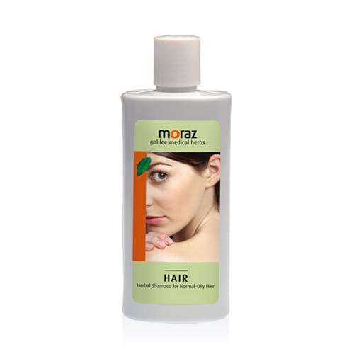Moraz Natural Shampoo for Normal to Oily Hair