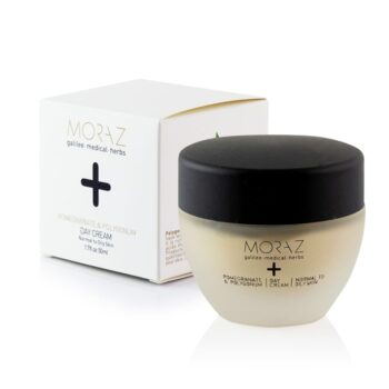Moraz Pomegranate and Polygonum Day Cream for Normal to Oily Skin Box