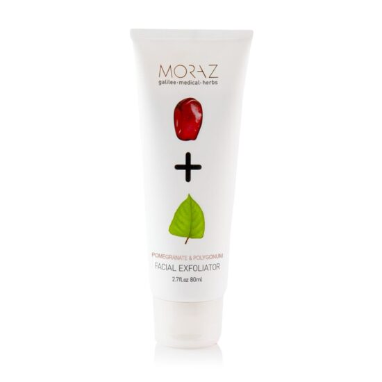 Moraz Pomegranate and Polygonum Facial Exfoliator