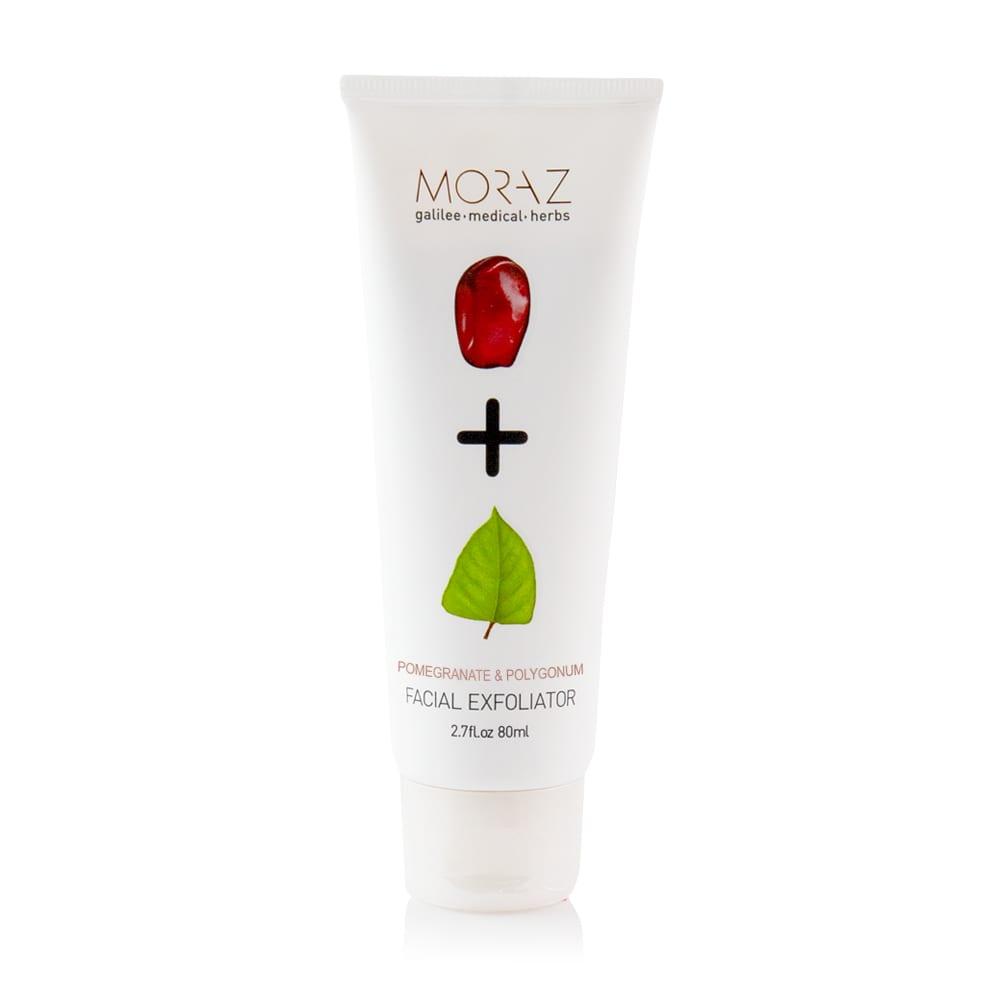 Moraz Pomegranate and Polygonum Facial Exfoliator