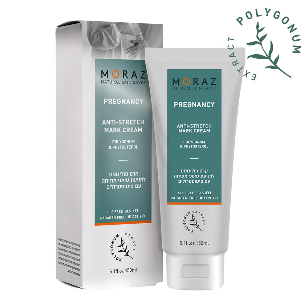 Moraz Pregnancy Anti Stretch Mark Cream