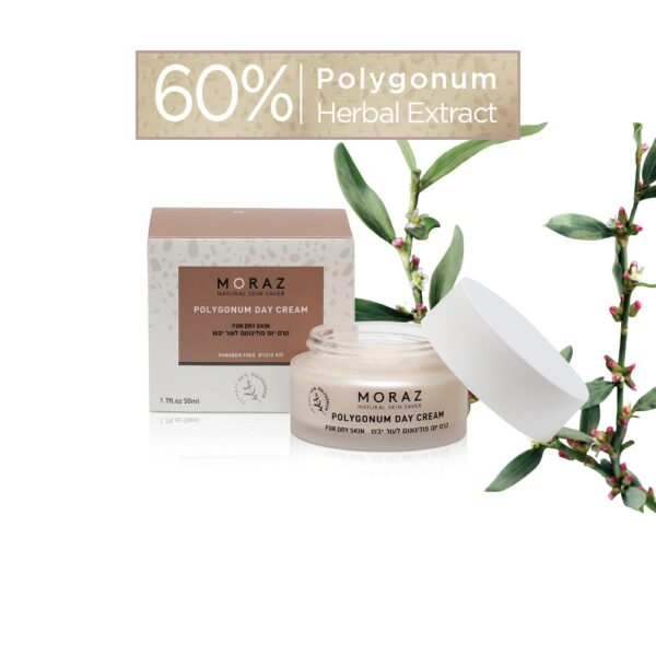 Polygonum Herbal Day Cream for Dry Skin