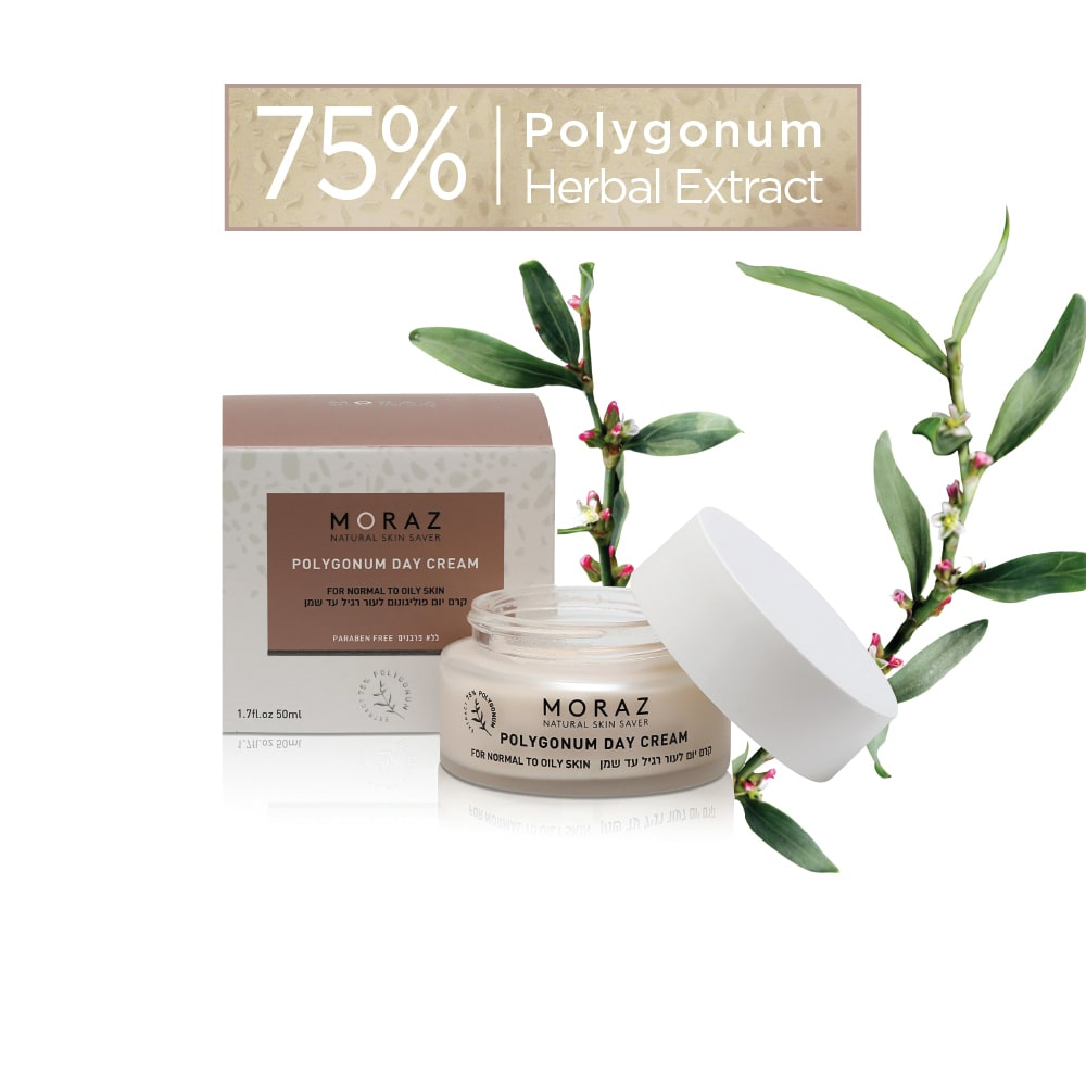Polygonum Herbal Day Cream for Normal to Oily Skin