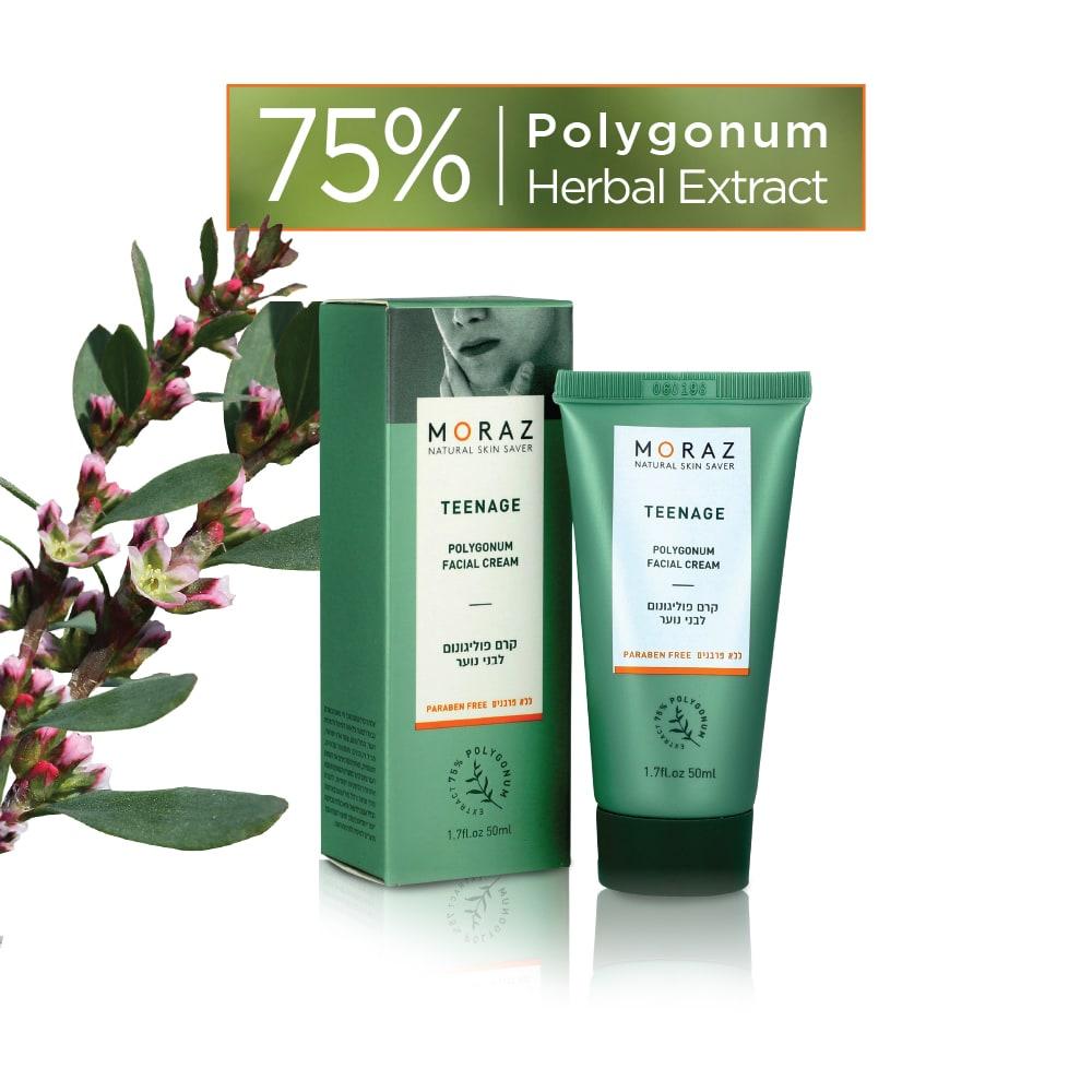 Herbal Teenage Facial Cream