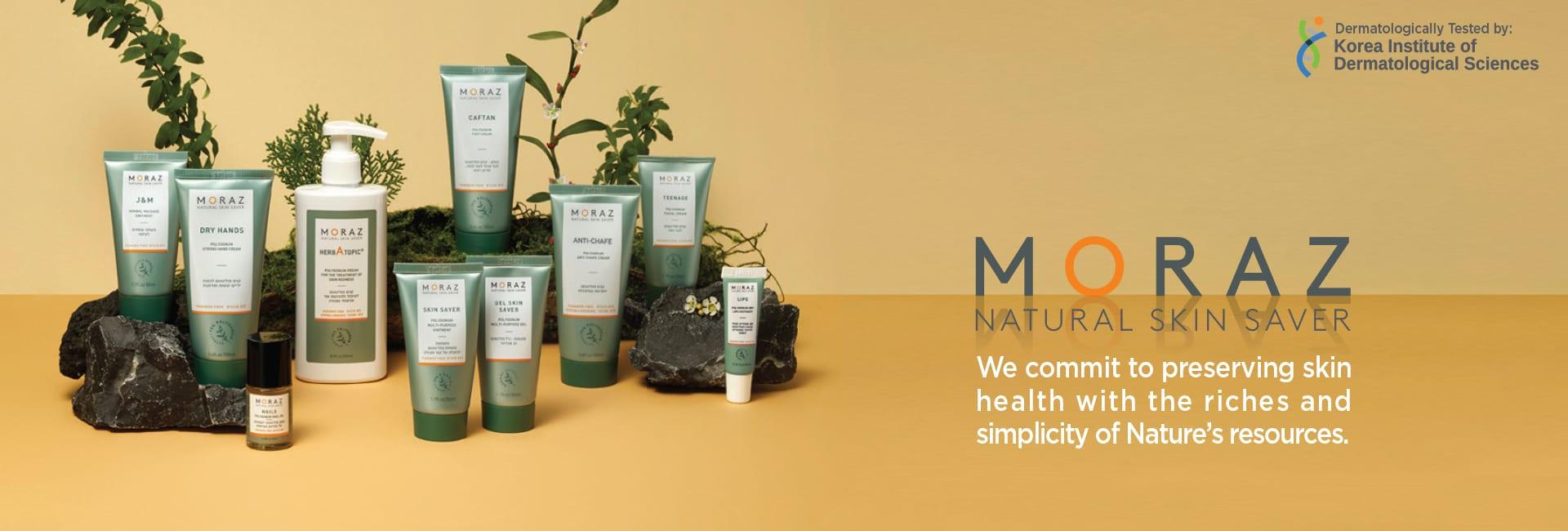 Moraz Natural Skin Care